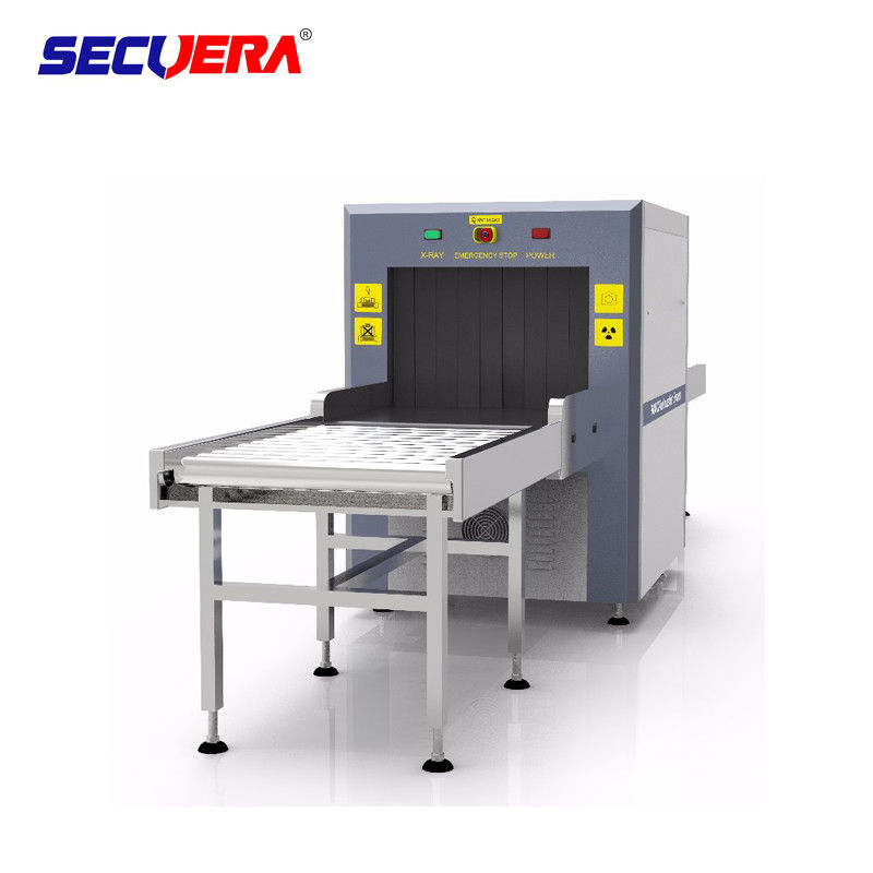 Durable Airport Security X Ray Machine , Baggage Screening Machine 304 Stainless Steel